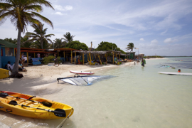 Sorobon beach, Bonaire.