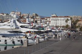 Cannes, Côte d'Azur, France.
